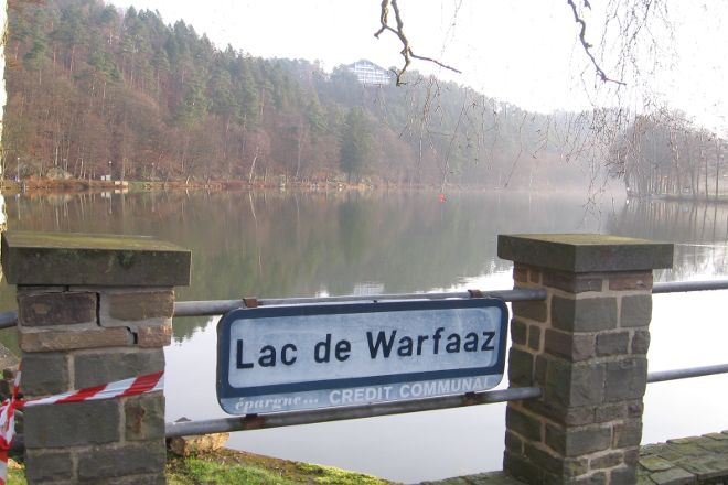 Lac de Warfaaz, Spa, Belgium