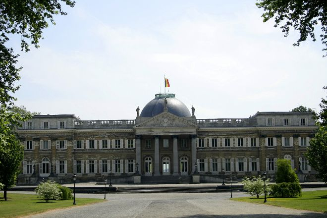 Castle of Laeken, Brussels, Belgium