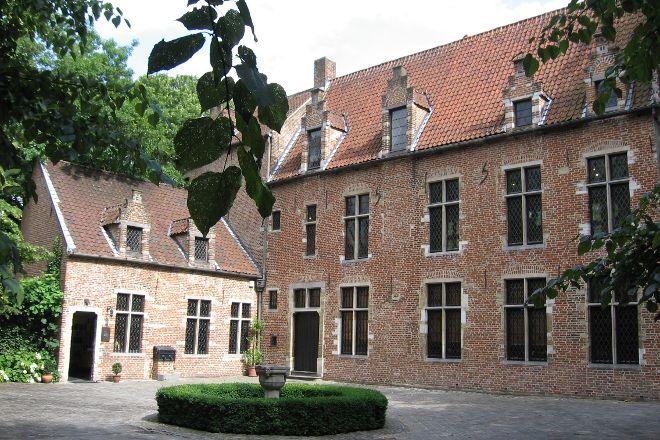 Maison d'Erasme, Brussels, Belgium