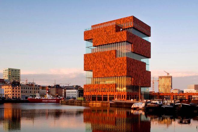 MAS - Museum aan de Stroom, Antwerp, Belgium