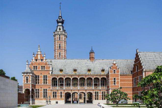 Museum Hof van Busleyden, Mechelen, Belgium