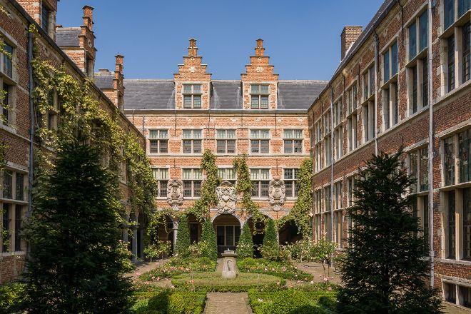 Museum Plantin-Moretus, Antwerp, Belgium