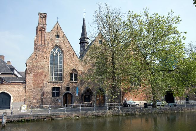 Onze-Lieve-Vrouw ter Potterie, Bruges, Belgium