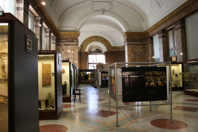 Royal Museum for Central Africa, Tervuren, Belgium