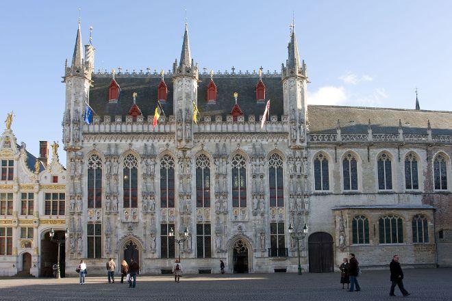 Stadhuis, Bruges, Belgium
