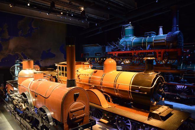 Train World, Schaerbeek, Belgium
