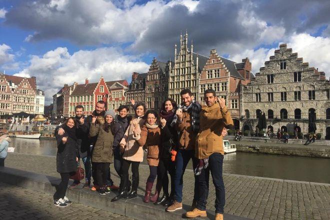 Viva's Ghent Free Tours, Ghent, Belgium
