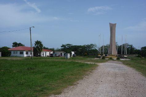 Gulisi Garifuna Museum, Dangriga, Belize