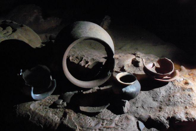 ATM Cave Belize- Actun Tunichil Muknal, Cayo, Belize
