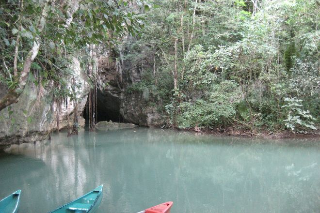 Barton Creek Cave, Cayo, Belize