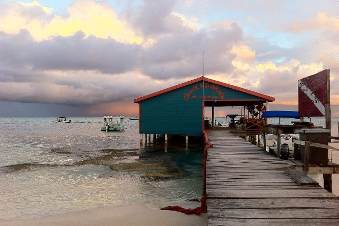 Chuck and Robbie's, San Pedro, Belize