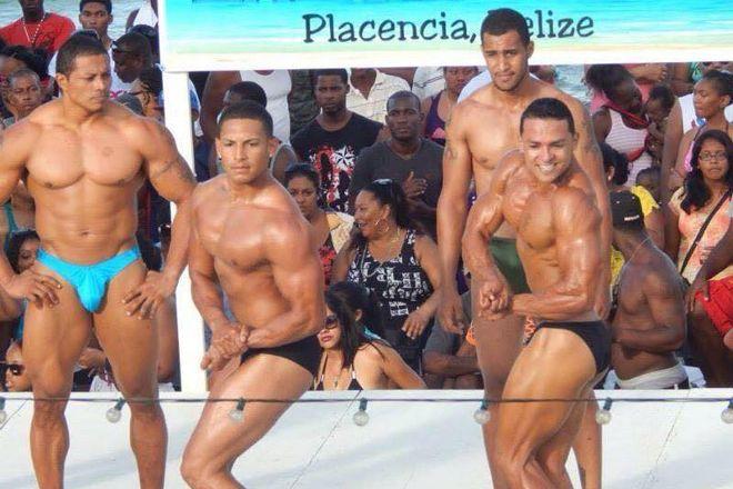 Evolution Beach Gym, Placencia, Belize