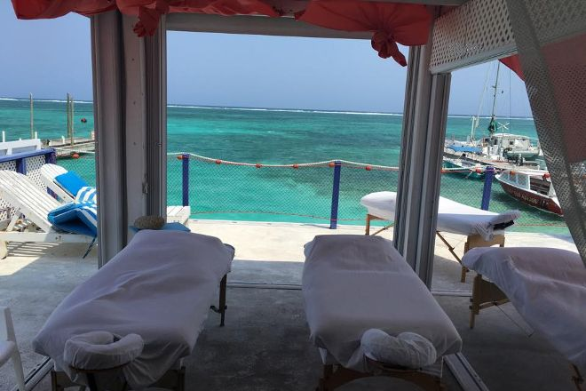 Massage By The Reef Outdoor Day Spa, San Pedro, Belize