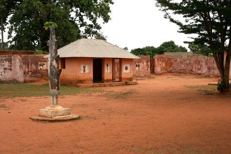 Palais des rois d'Abomey, Abomey, Benin