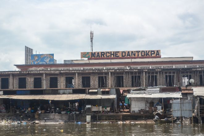 Marche Dantokpa, Cotonou, Benin