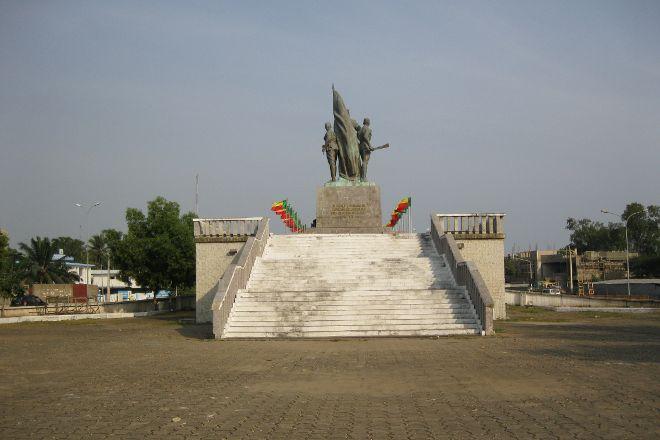 Place des Martyrs, Cotonou, Benin