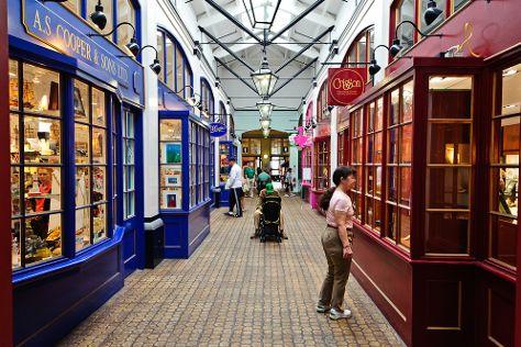 Clocktower Mall, Ireland Island, Bermuda