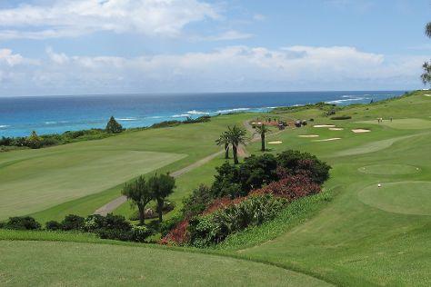 Mid Ocean Club, Tucker's Town, Bermuda