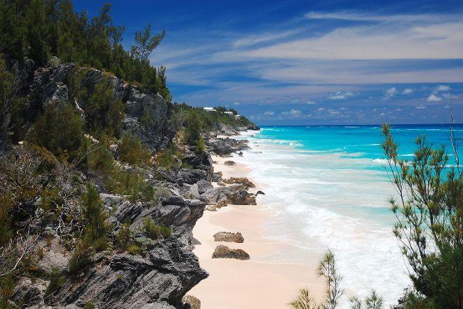 Astwood Cove Beach, Warwick Parish, Bermuda