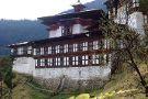 Phajoding Monastery