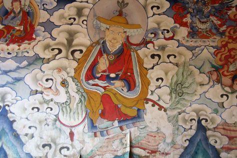 Gangtey Monastery, Gangtey, Bhutan