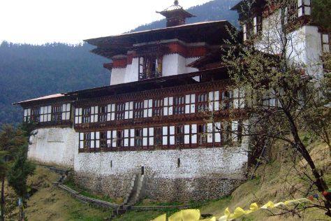 Phajoding Monastery, Thimphu District, Bhutan