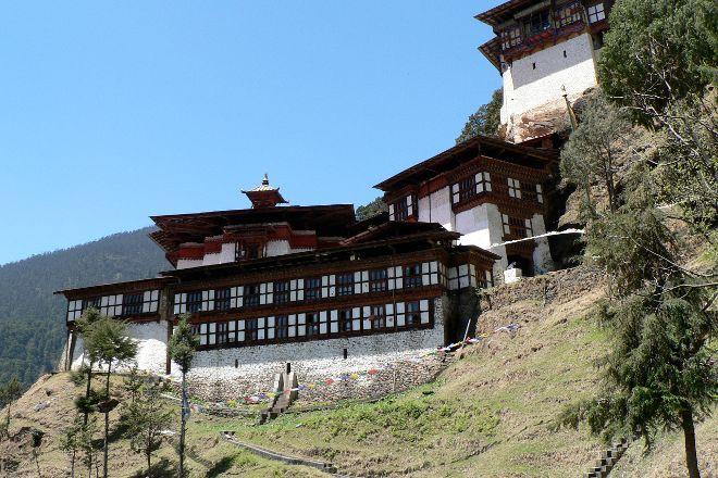 Cheri Gompa Monastery, Thimphu, Bhutan