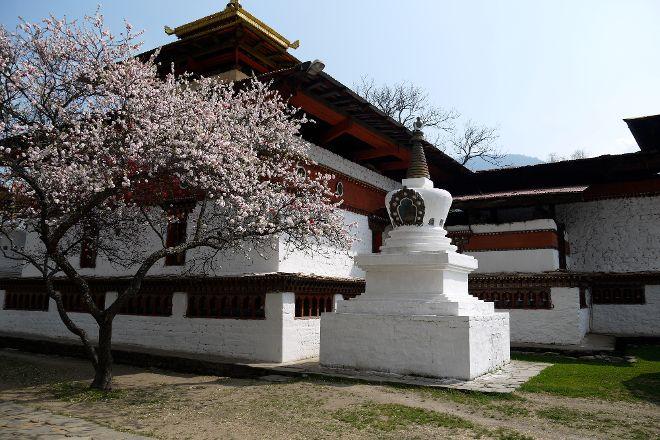 Dilgo Khyentse Rinpoche Memorial House, Paro, Bhutan