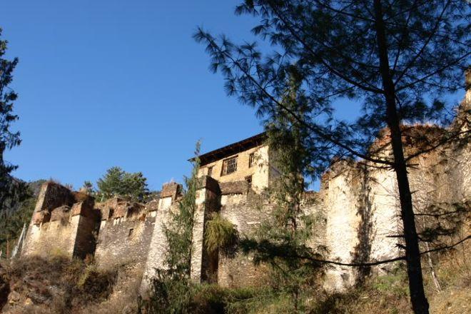 Drukgyel Dzong, Paro, Bhutan