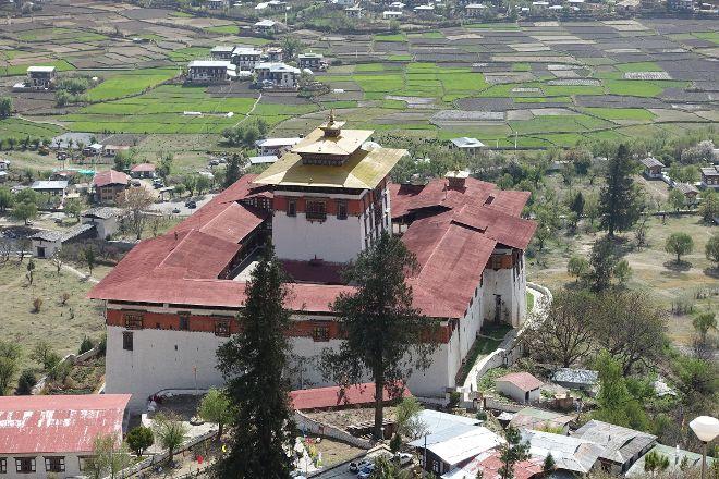Dzongdrakha Monastry, Paro, Bhutan