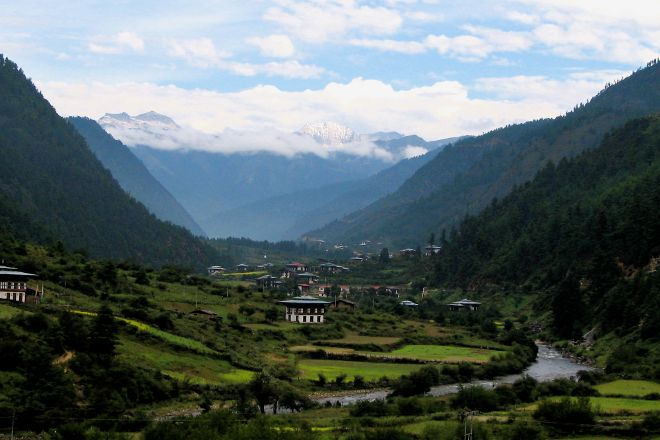 Haa Valley, Ha, Bhutan