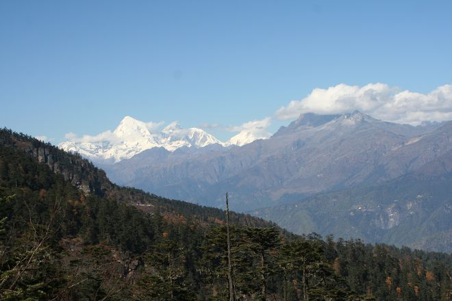 Jomolhari, Thimphu, Bhutan