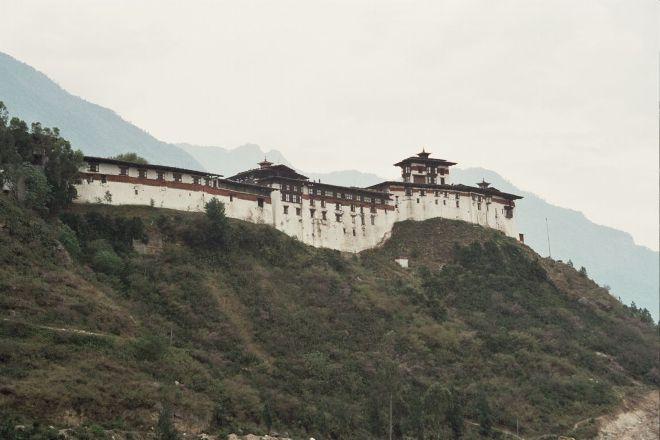 Wangdue Dzong, Wangdue, Bhutan