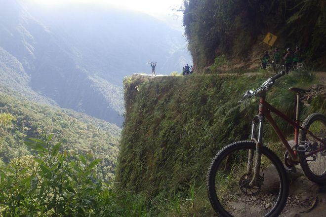 Barracuda Biking Company, La Paz, Bolivia