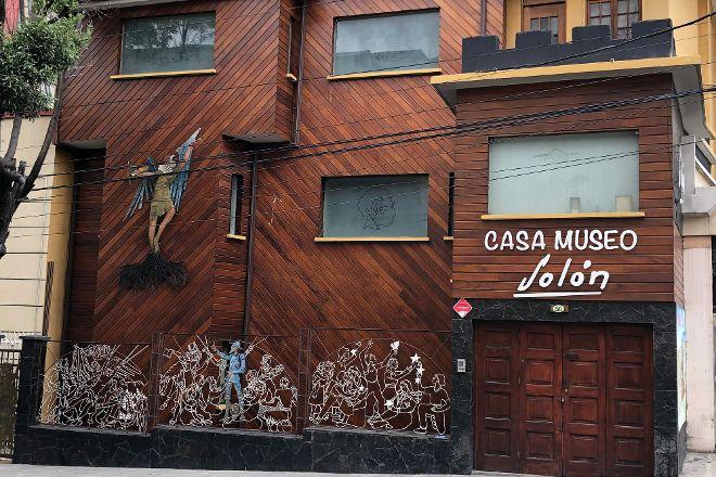 Casa Museo Solon, La Paz, Bolivia