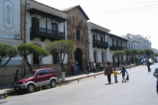 House of Liberty Museum - Casa de la Libertad, Sucre, Bolivia