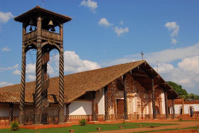 Iglesias de la Chiquitania, Santa Cruz, Bolivia