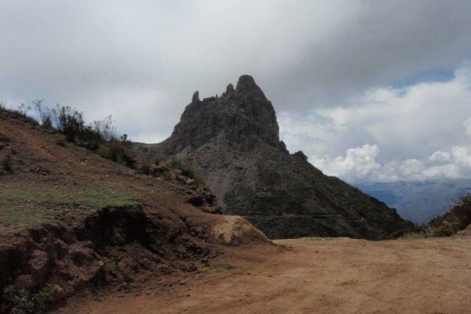 Muela del Diablo, La Paz, Bolivia