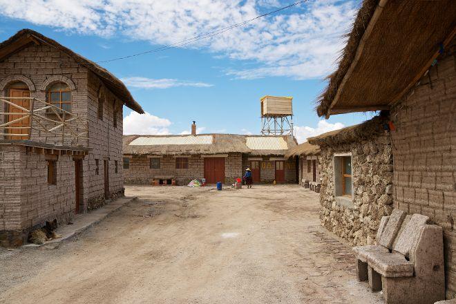 Museo de la Llama y la Sal, Colchani, Bolivia