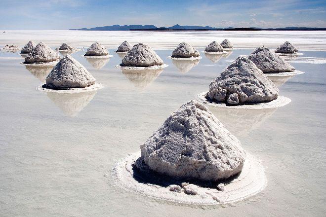 Salar de Uyuni, Uyuni, Bolivia