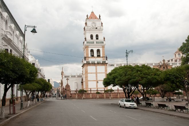 Sucre Cathedral, Sucre, Bolivia