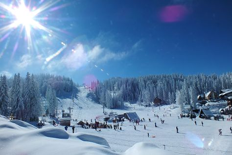 Olympic Center Jahorina, Jahorina, Bosnia and Herzegovina