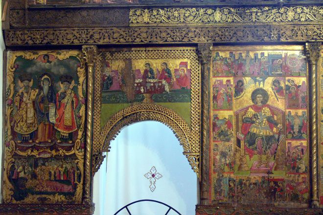 Church of the Holy Archangels Michael and Gabriel in Sarajevo, Sarajevo, Bosnia and Herzegovina