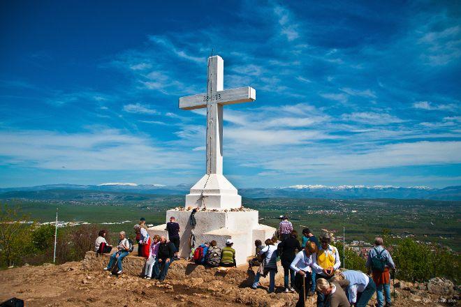 il Monte Della Croce, Medjugorje, Bosnia and Herzegovina