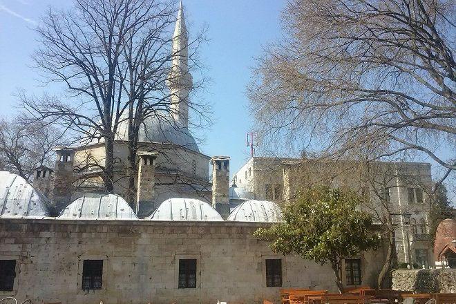 Mehmed Karadoz Moschee, Mostar, Bosnia and Herzegovina