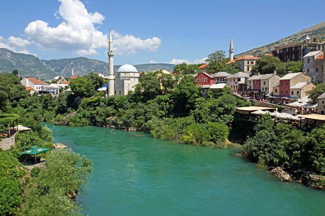 Neretva River, Mostar, Bosnia and Herzegovina