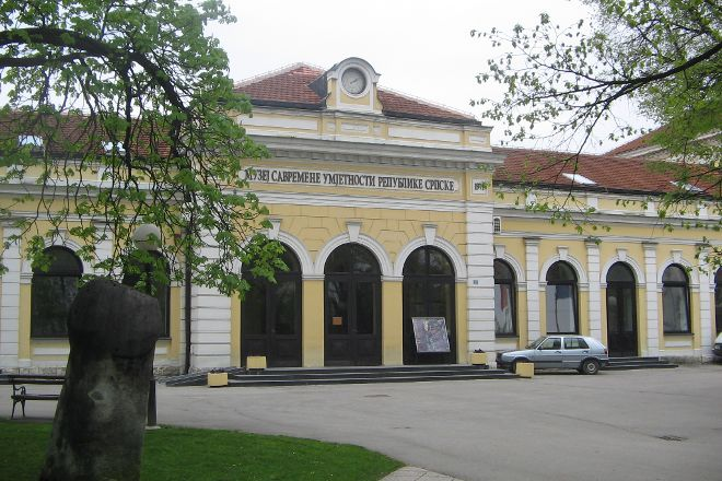 Republika Srpska Art Gallery, Banja Luka, Bosnia and Herzegovina