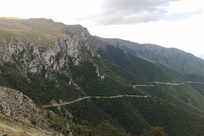 Vlasic Mountain, Kresevo, Bosnia and Herzegovina
