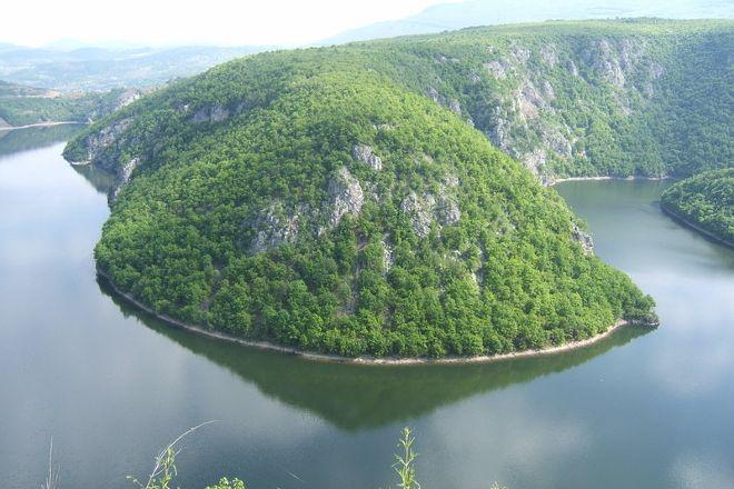 Vrbas River, Banja Luka, Bosnia and Herzegovina