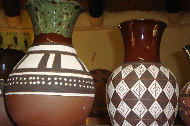 Gabane Pottery, Gaborone, Botswana